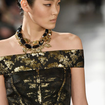 Fall Trend: French Twists as Seen at Fashion Week