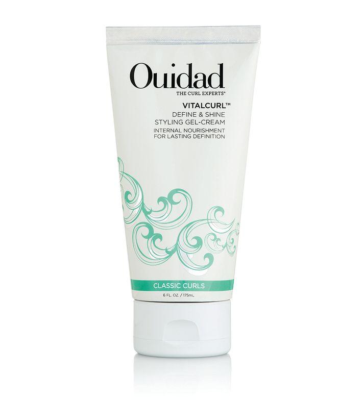 Ouidad VitalCurl Defi ne & Shine Styling Gel-Cream