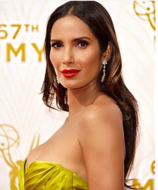 Get the Color: Padma Lakshmi by Denis de Souza for Joico