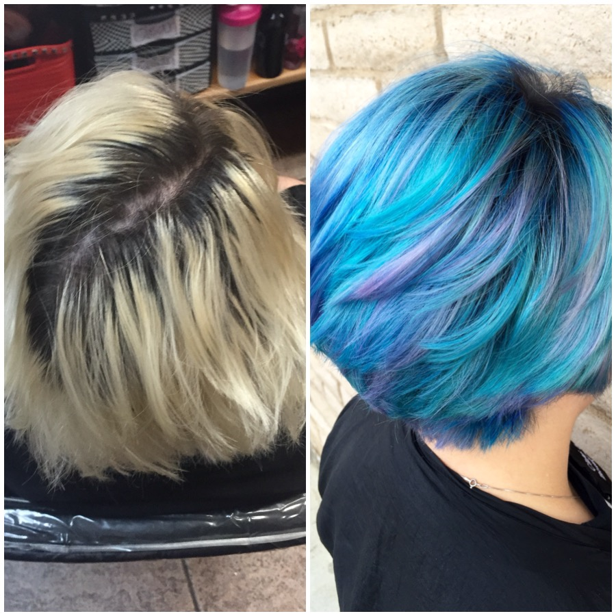 TRANSFORMATION: From Oh No To Gorg Chameleon Color