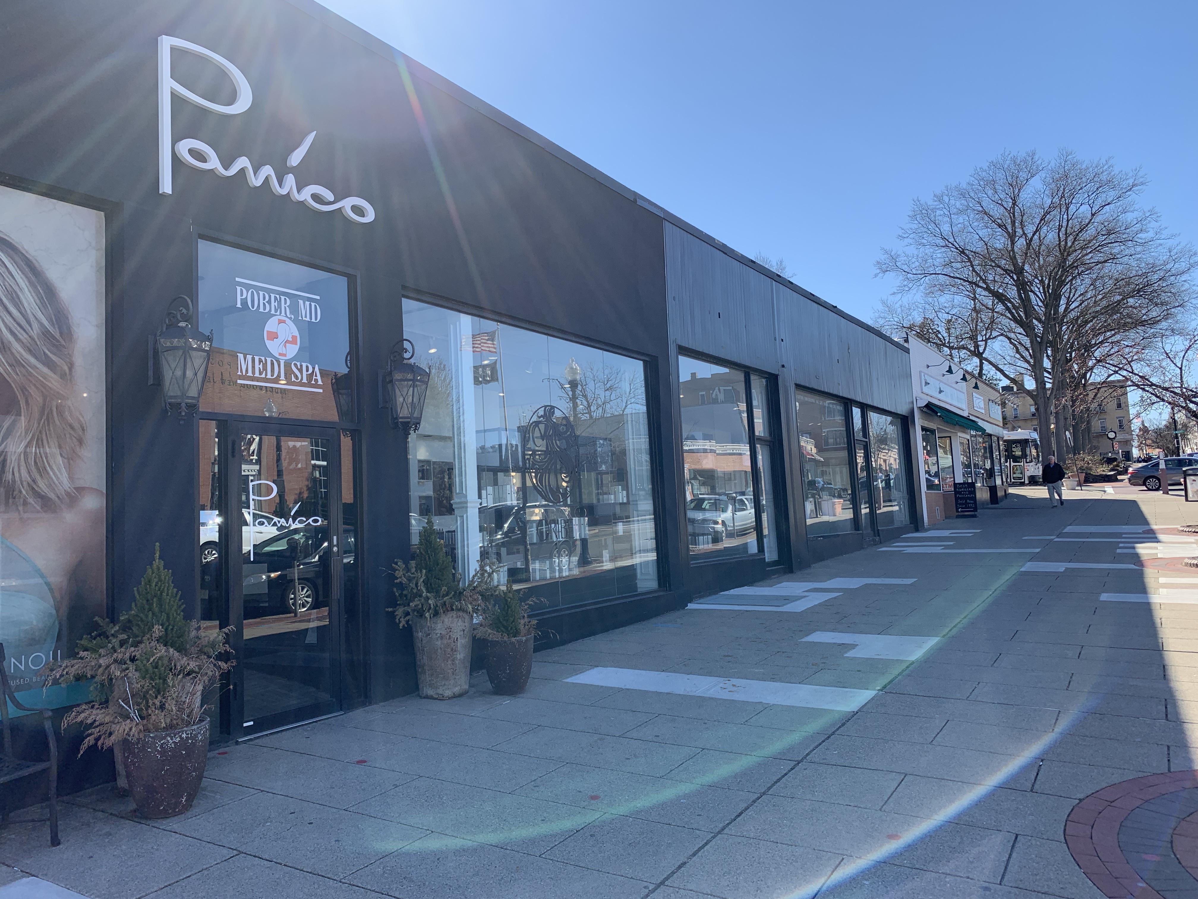 Panico Salon, Ridgewood, NJ
