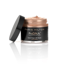 Refresh Your Skin with the New Gold Peel-Off Face Mask by Paris Hilton's Pro D.N.A.