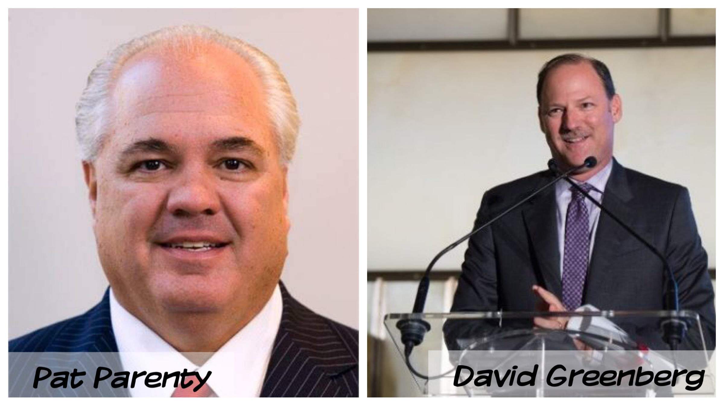 Pat Parenty will retire from his role as President of the Professional Products Division U.S., and David Greenberg has been appointed to Group President of Professional Products Division North America. Photo for Greenberg via Linked In