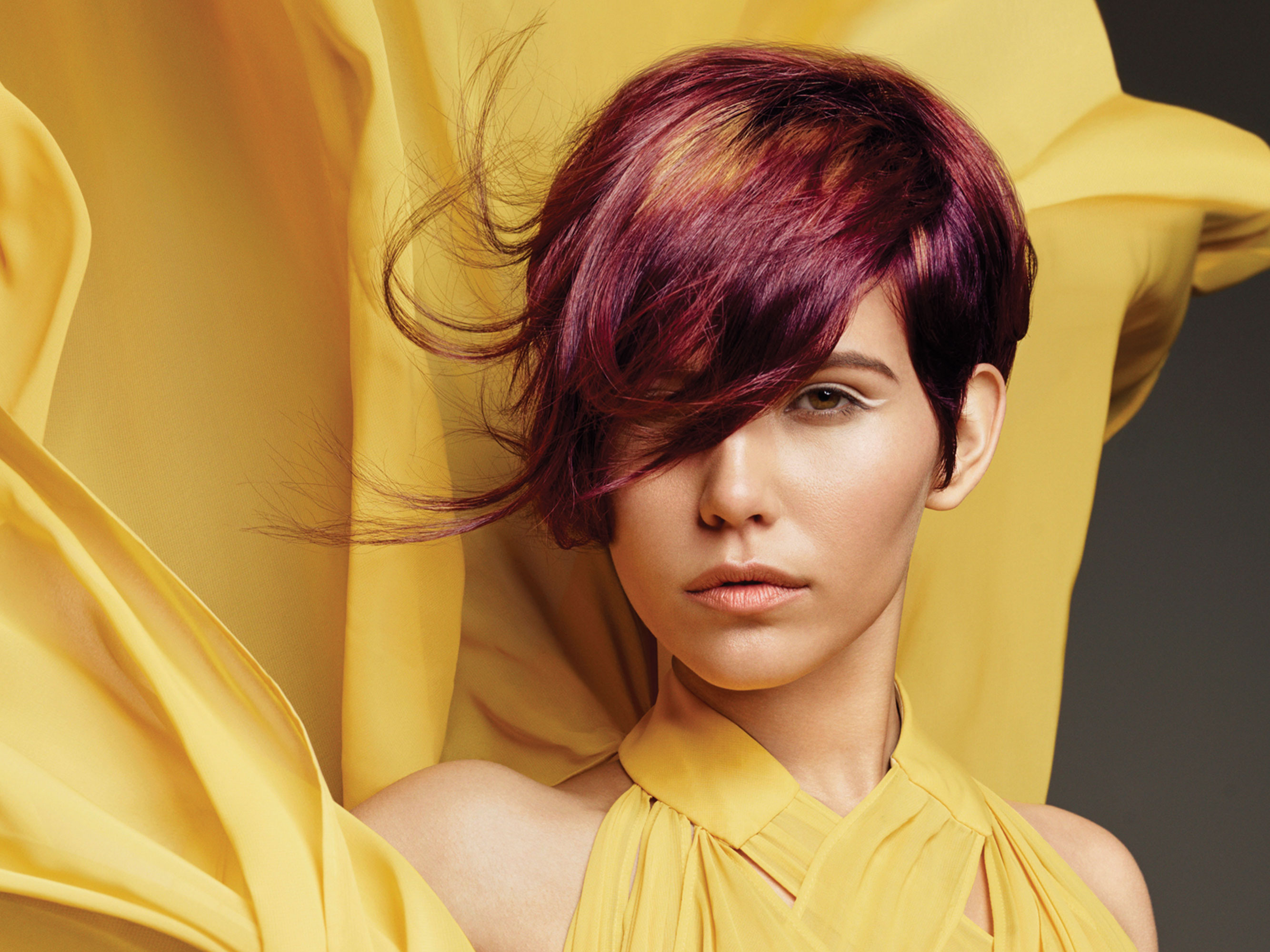 Formula How-To: Marbled Crimson by Paul Mitchell