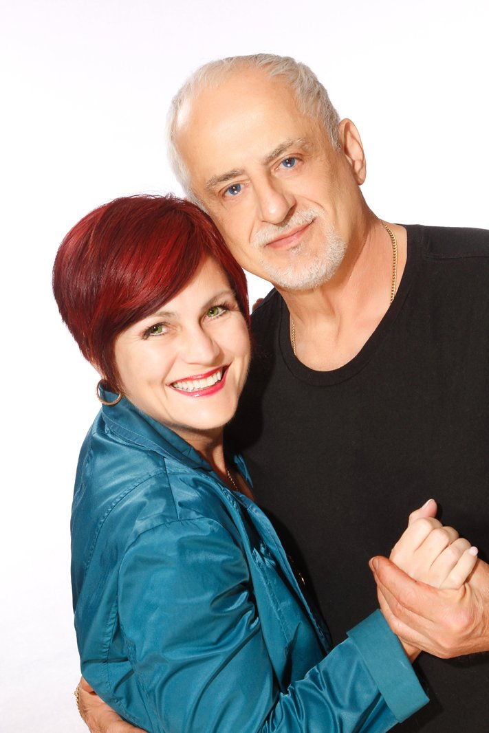 Jackie Maniaci and Paul Kenneth Costa of Paul Kenneth Salon and Spa in Woburn, Massachusetts