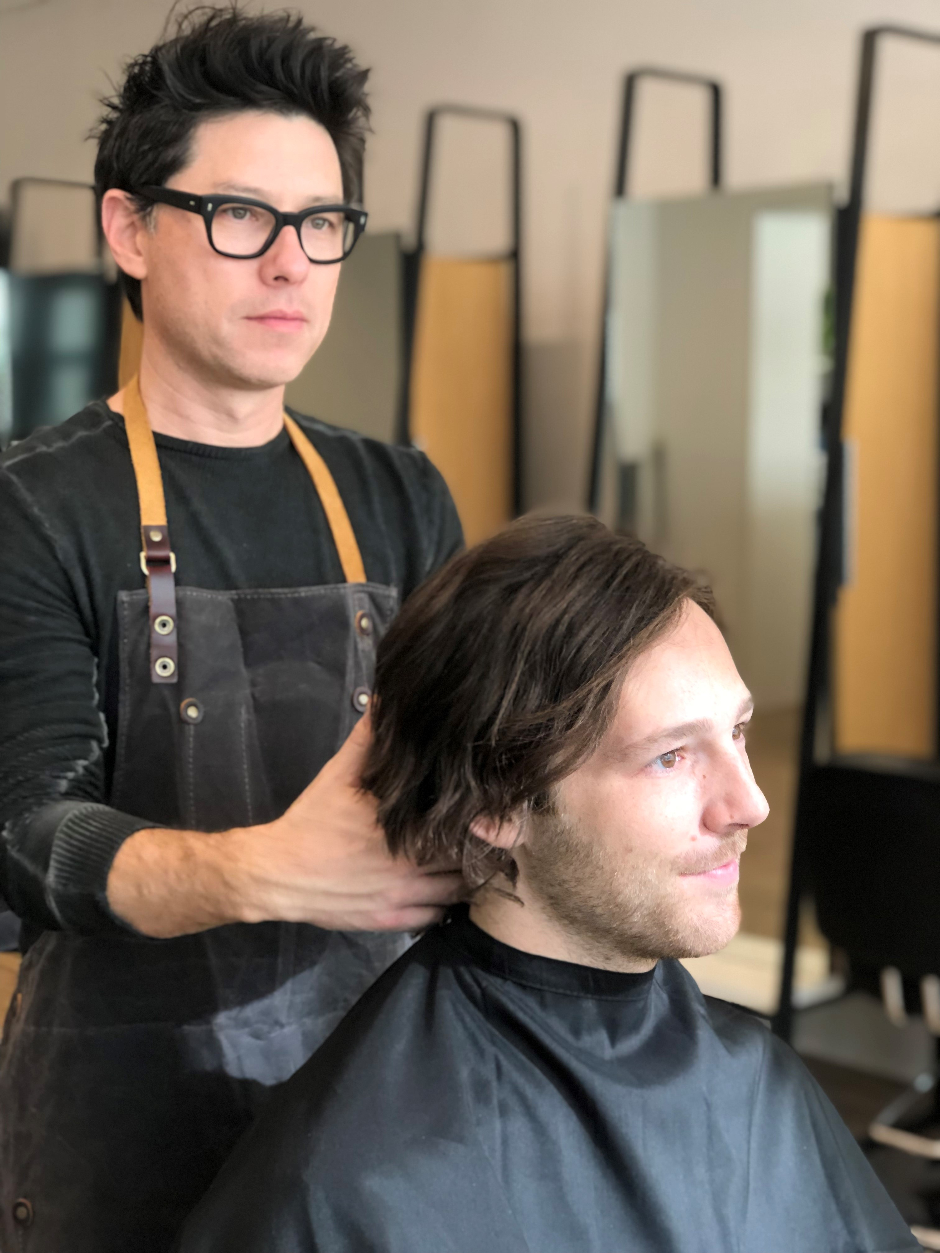 American Crew's Global Artistic Director, Paul Wilson, celebrates the brand's milestone birthday by reflecting on the past, present and future of men's grooming. Jamie Newman