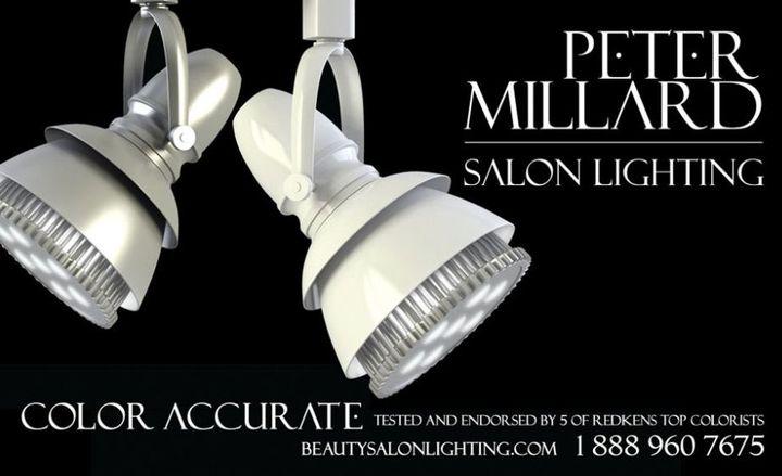 Better Salon Lighting for Your Salon: Peter Millard Lighting