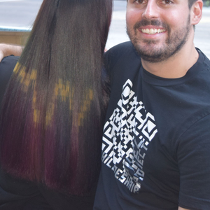 Philip Ring: The Pixel Haircolor Illusionist