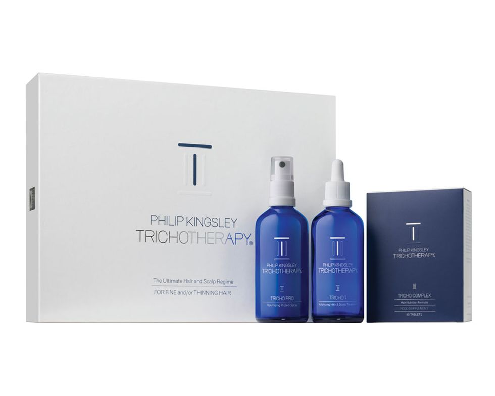 Philip Kingsley Trichotherapy Regime