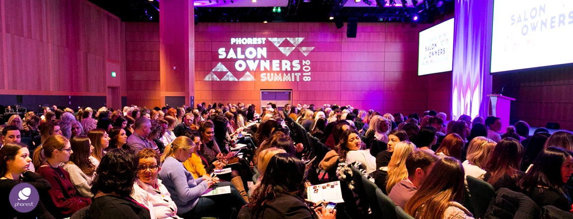 Phorest Salon Software's sold-out Salon Owner's Summit 2018 took place in Dublin, Ireland. Phorest Salon Software