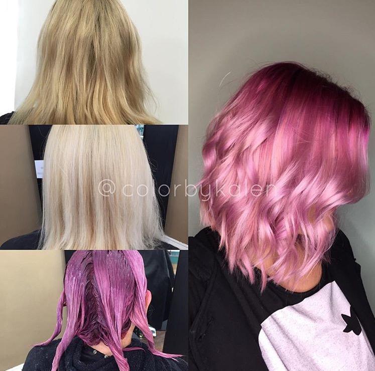 Pink About It: Fashion Color Formula