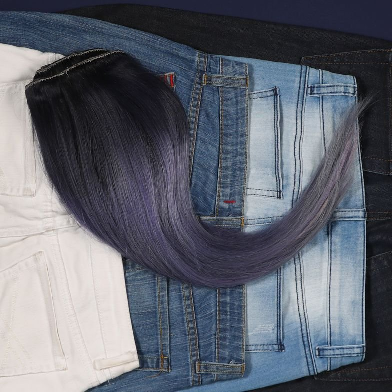 Deep Denim Ombre by Pinup Jordan