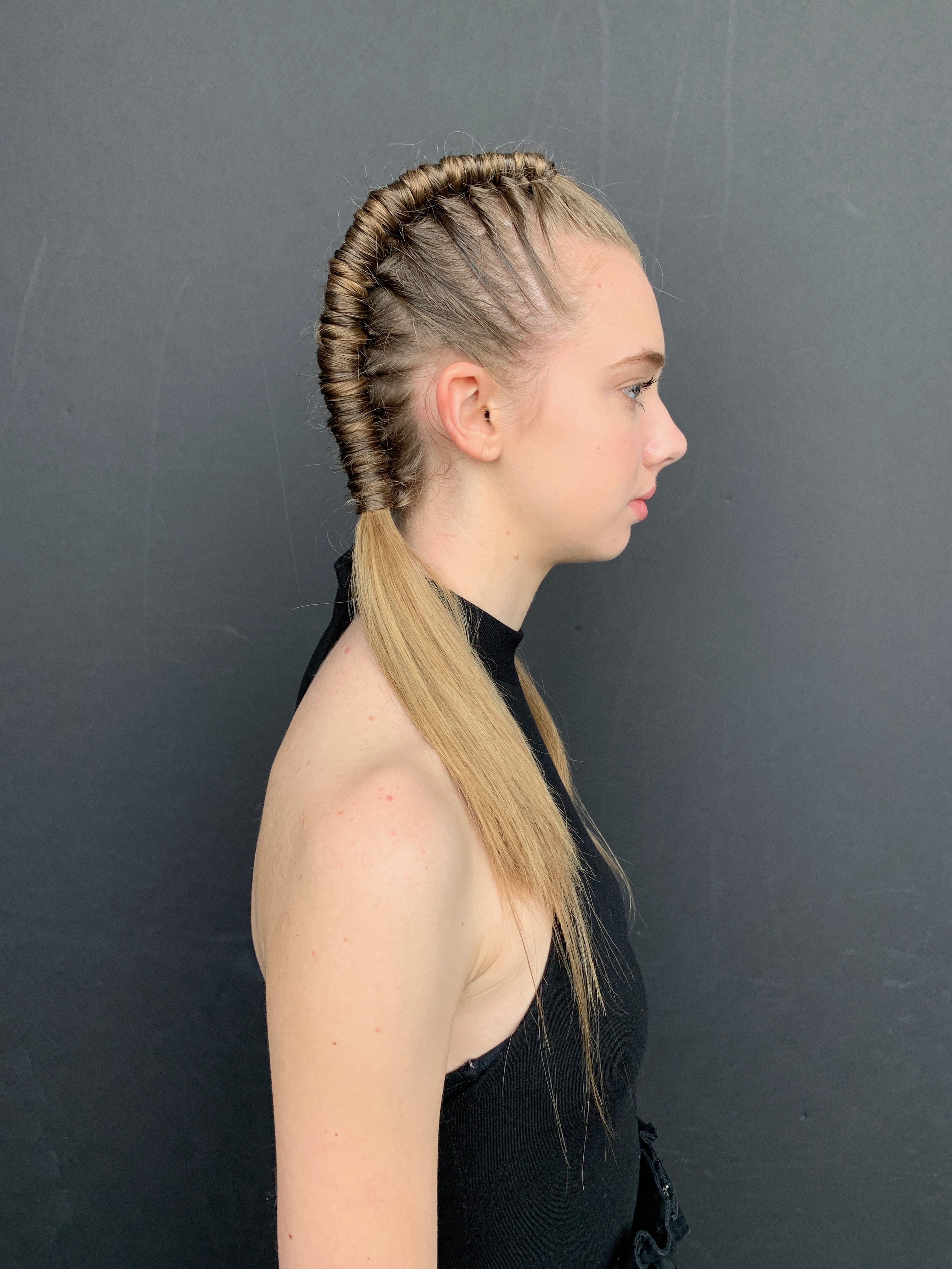 The Pipe Braid by Nicci Welsh
