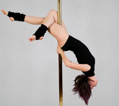 What You Can Learn from a Pole Dancer