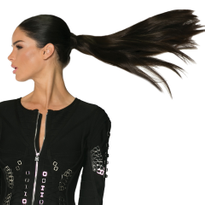 HALOCOUTURE Ponytail for Instantly Lush Length