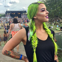 SalonCentric's Beauty Lounge Serves as a Styling Oasis During Lollapalooza