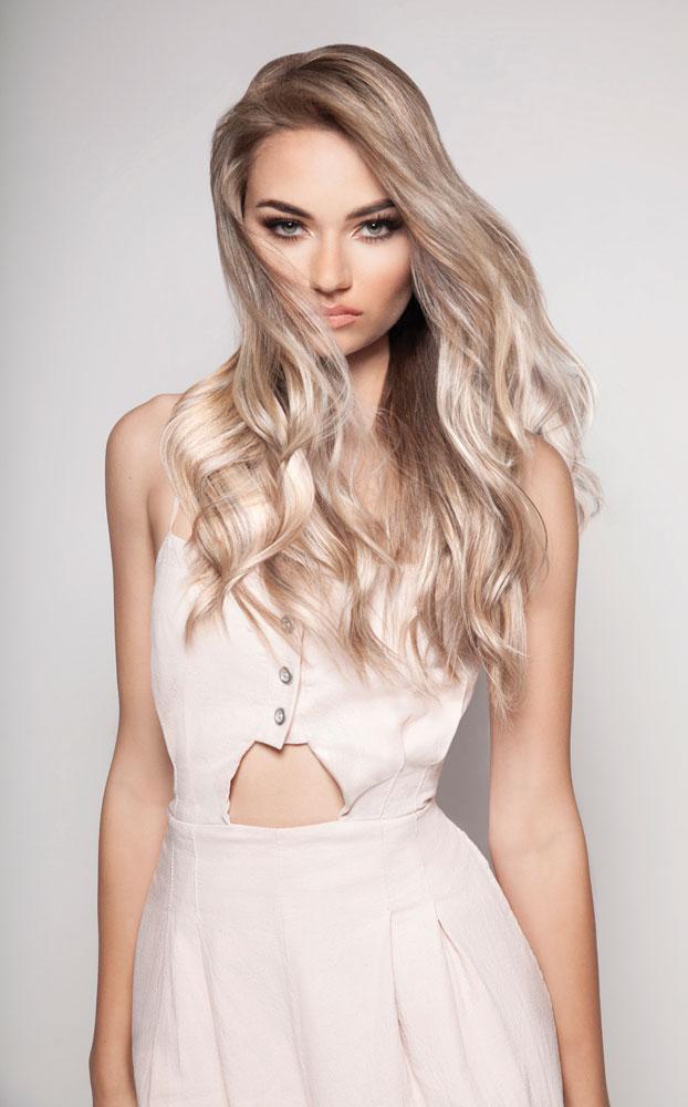Colorist/stylist: Nikki Lee | Photographer: Sarah Holt | Fashion stylist: Caisa Airmet | Makeup: Griselda Martinez