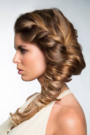 HOW TO: Roped Fishtail Braid