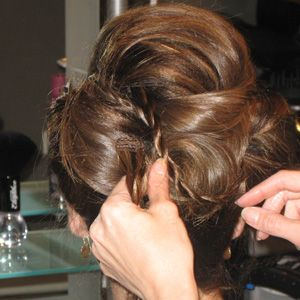 Wedding Updo #6, Prink Salon