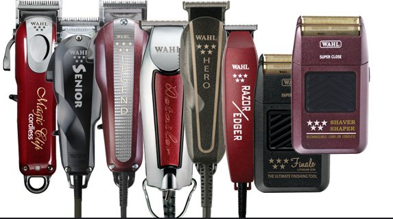 Win the Complete line of Wahl's 5-Star Clippers, Trimmers and Shavers