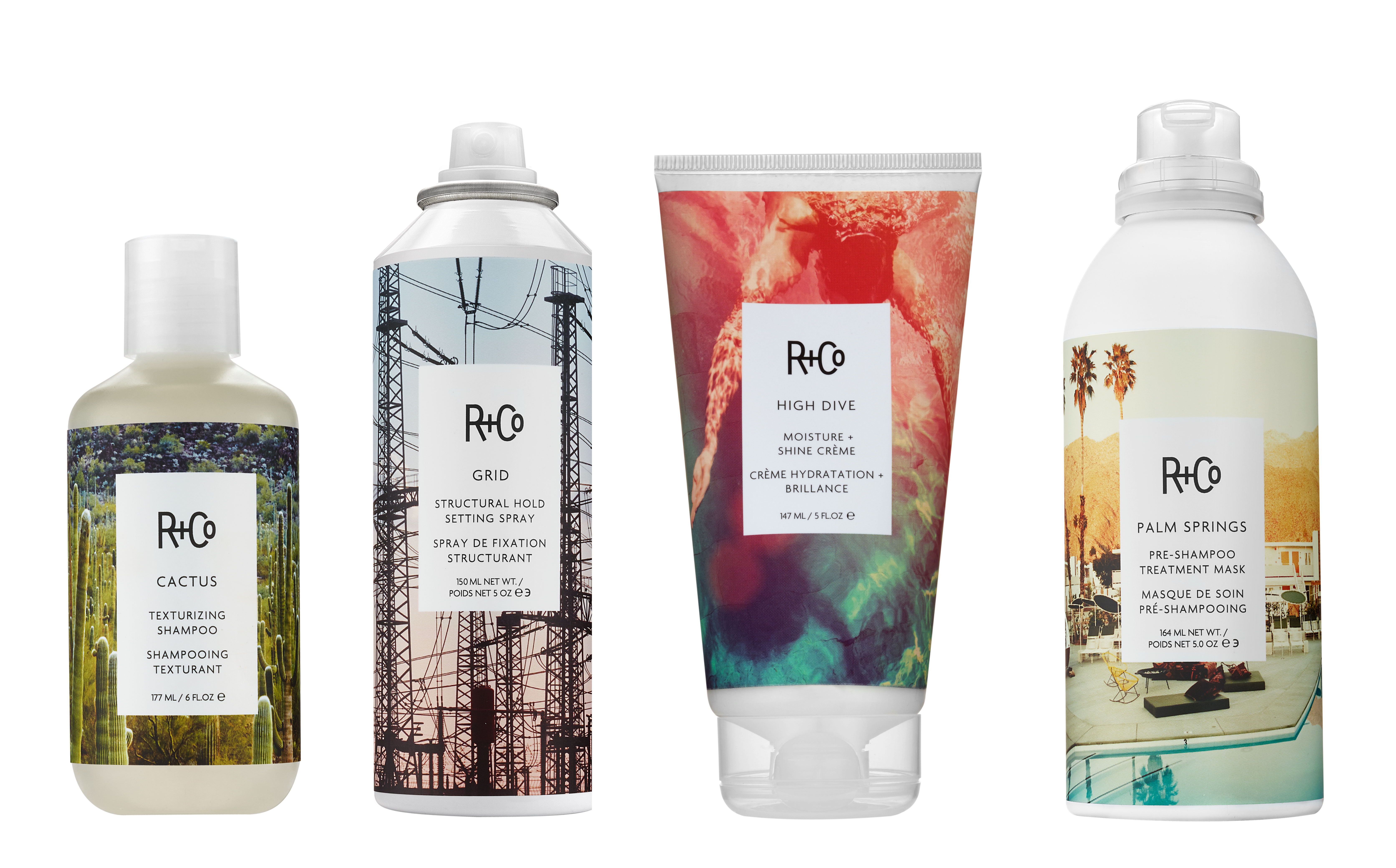 Fresh for Fall: Four New Products from R+Co