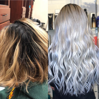 Color Correction: Slow and Steady for the Blonde