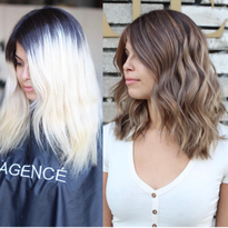 Makeover: From High Maintenance Bleach and Tone to Lived-In Dimension