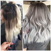 CORRECTION: Banded Mess To Silver Melt