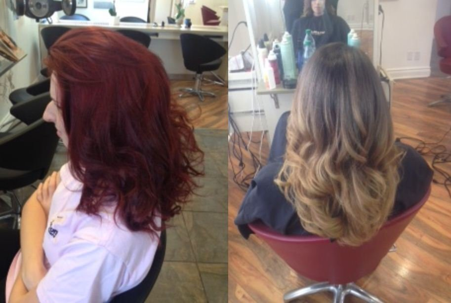 Step By Step: What a 9-Hour Color Correction Looks Like