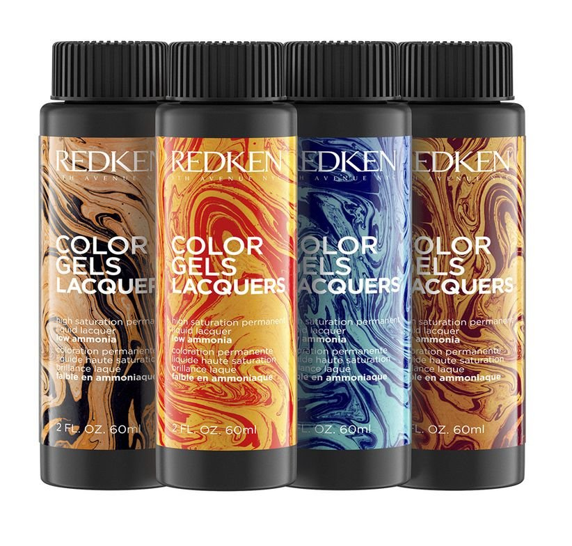 <strong>Redken Color Gels Lacquers</strong>