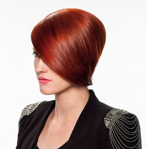 HOW-TO: Fierce, Vibrant Redhead by Redken's Lori Zabel
