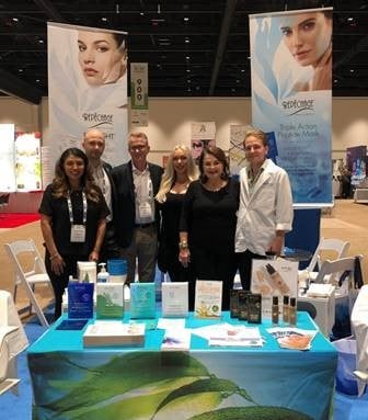 The Repêchage team at Face and Body Northern California