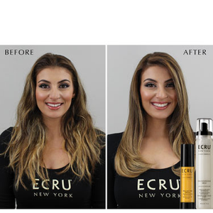 Keep Hair Shiny and Smooth this Summer with ECRU New York's Ultimate Hair Fix Duo
