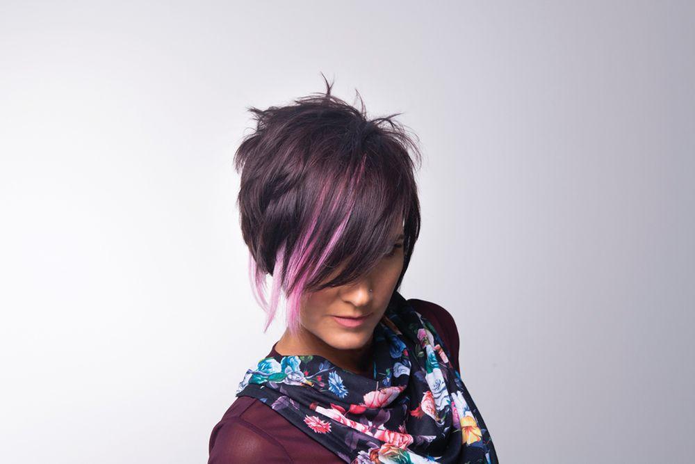 Hair by Rising Star winners Spencer Dolan, Krystin Gross, Amanda Killen, Sidney Applegate