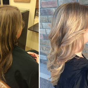 Every blonde-gone-drab wants to get back the color she had as a child. Robert Thomsen nails the...