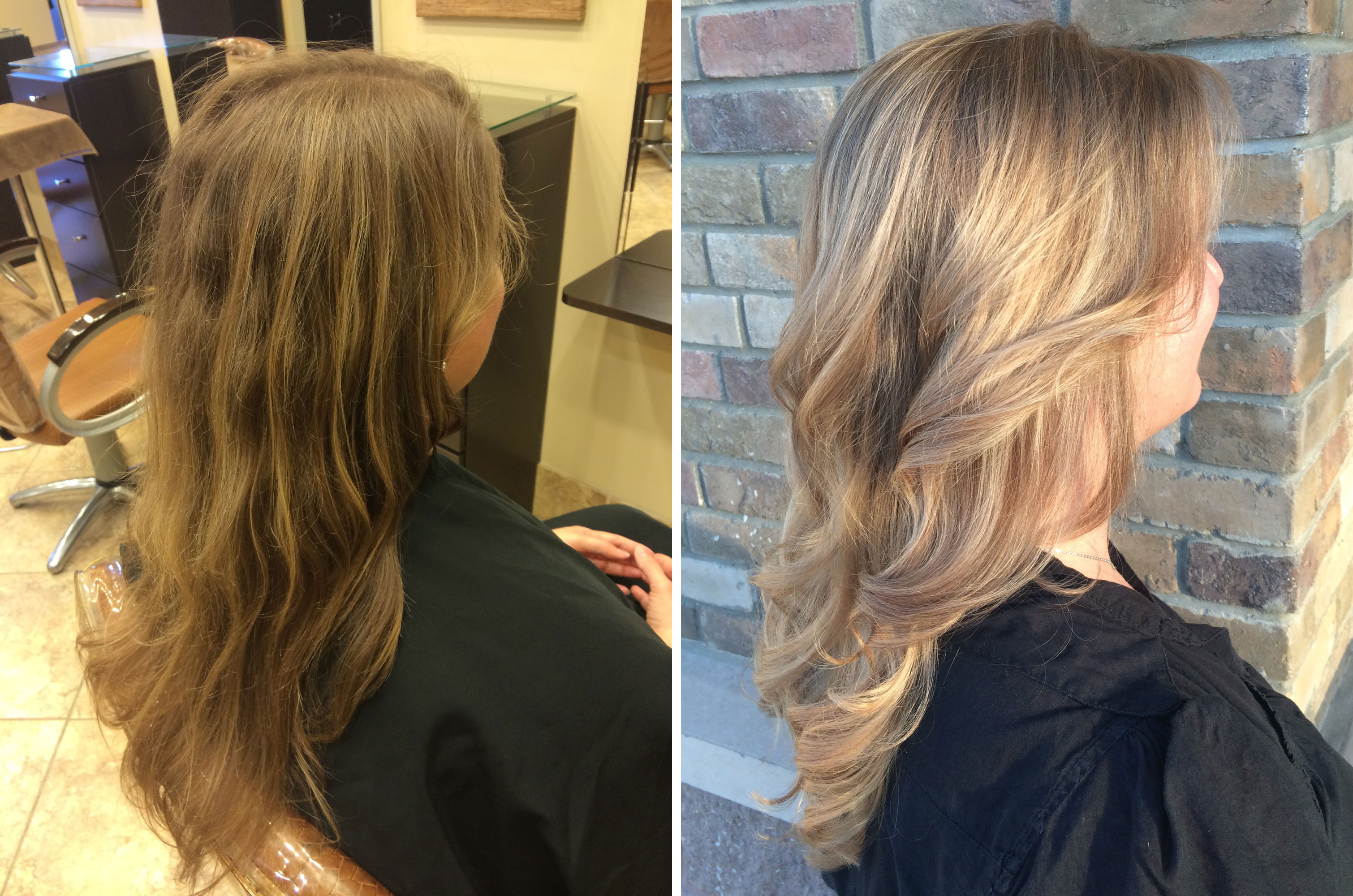 """Every blonde-gone-drab wants to get back the color she had as a child. Robert Thomsen nails the ultimate """"anti-aging"""" color with a combination of techniques and a tri-formula treatment."""