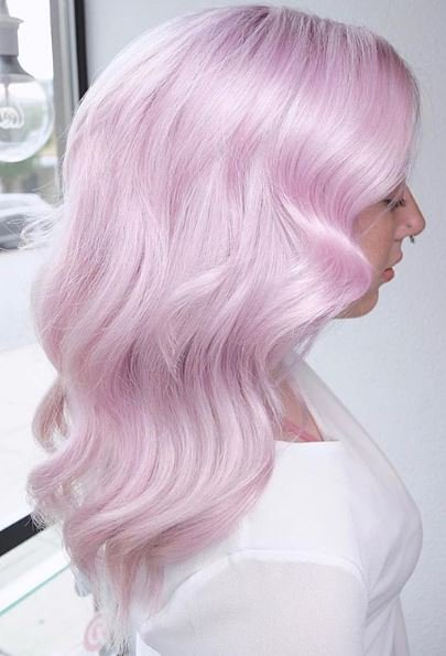 This pastel pink is fit for the clouds!