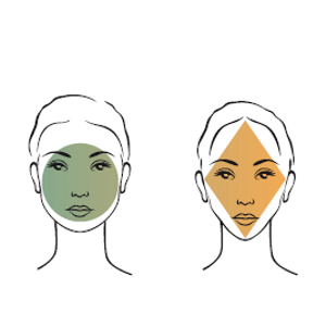 Color Contouring: How to Color Hair According to Face Shape