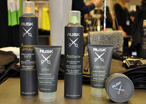 RUSK Styling Launched