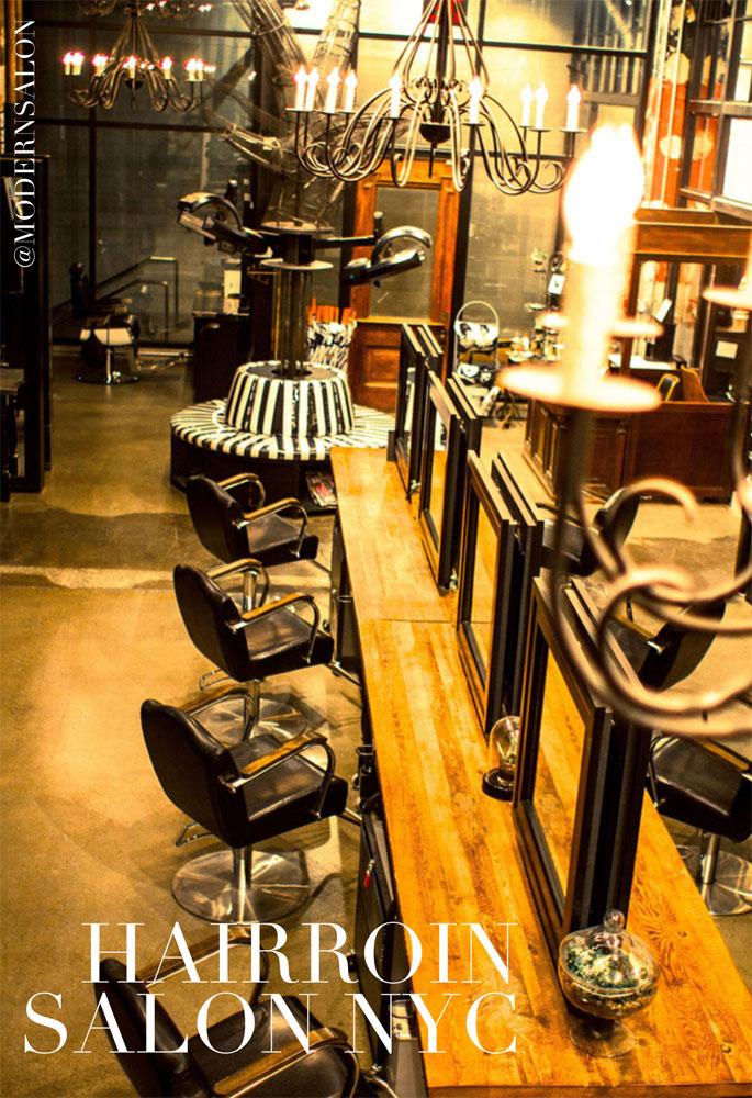 Salon Design, Hairroin Salon NYC