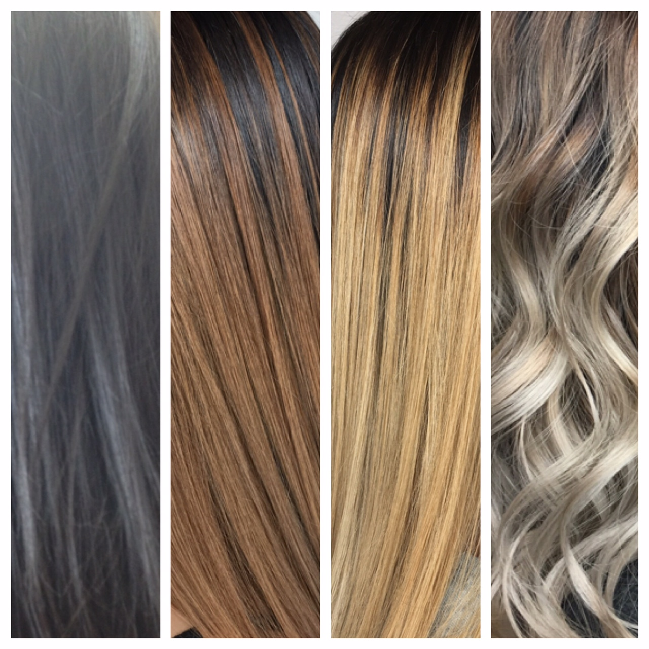 HOW-TO: Natural Level 2 To Smokey Blonde