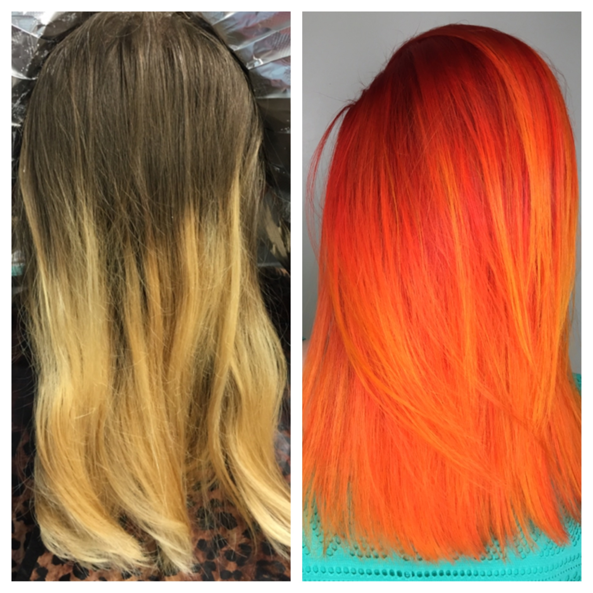 HOW-TO: Fire Hair Inspired by Guy Tang