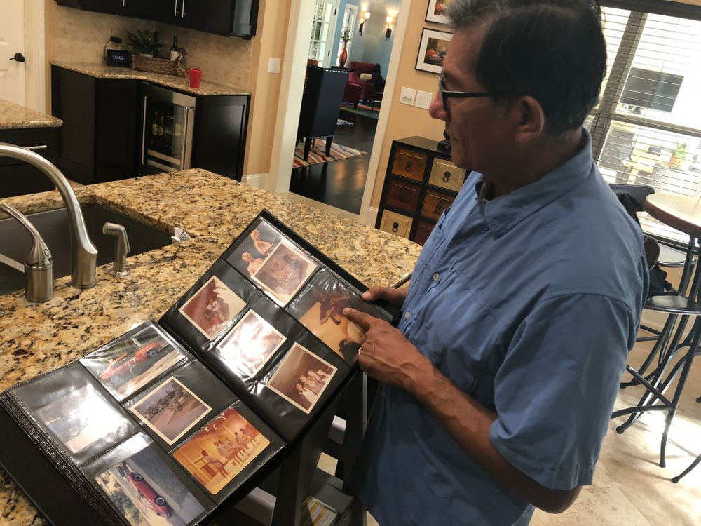 Sam Villa advises that all salon professionals keep pictures of their journey. Here he looks over some of his favorite photos.