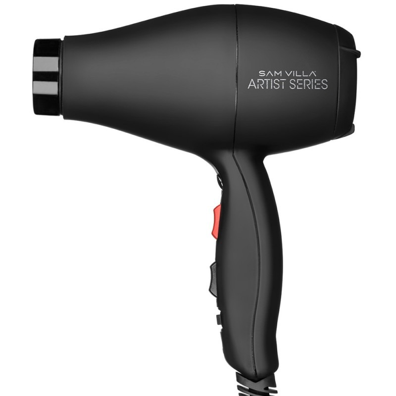 In the ARTIST SESSION GOODY BAG: The Sam Villa Artist Series Professional Blow Dryer