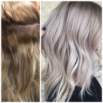 COLOR CORRECTION: Banded To Silver