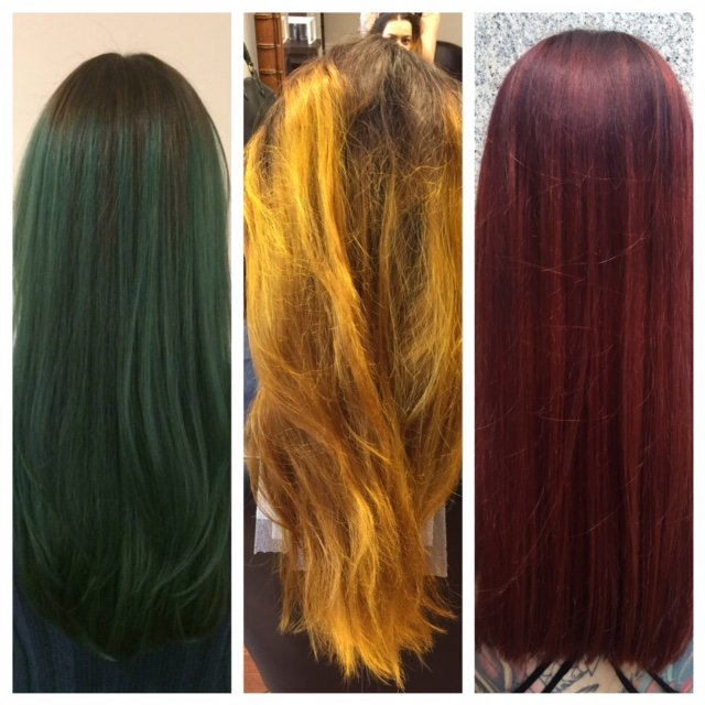 From Red To Green To Faded To Red Again: THE JOURNEY