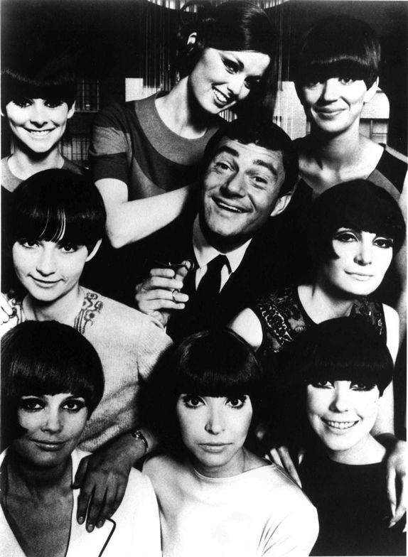 Sassoon Girls. Image courtesy of Sassoon