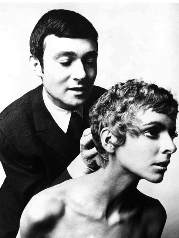 VIdal Sassoon, Greek Goddess.  Image courtesy of Sassoon