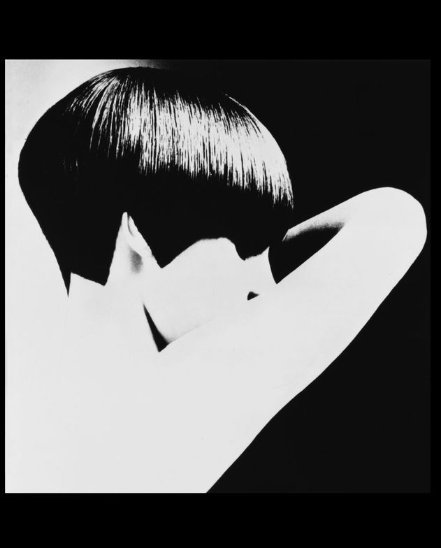 Grace Coddington sporting the Sassoon 5-point cut. Image courtesy of Sassoon