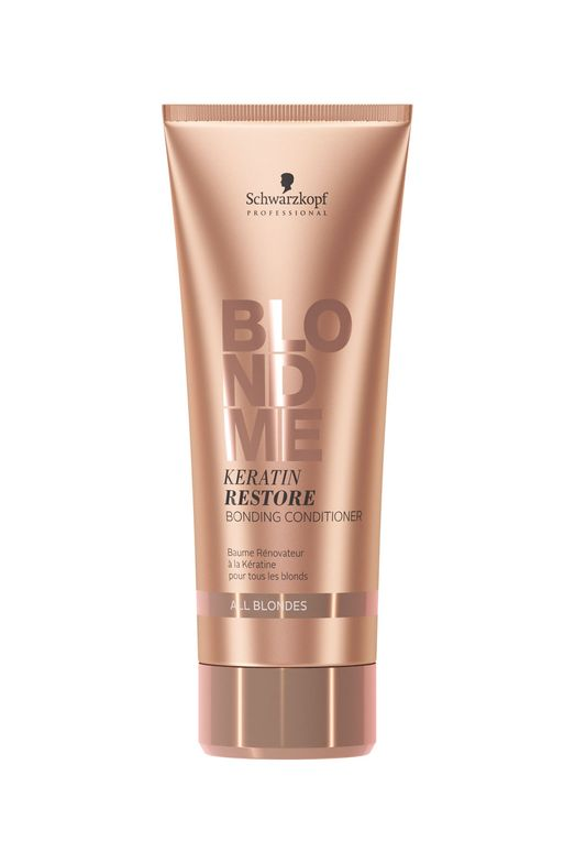 Schwarzkopf BlondeMe Keratin Restore Bonding Conditioner All Blondes